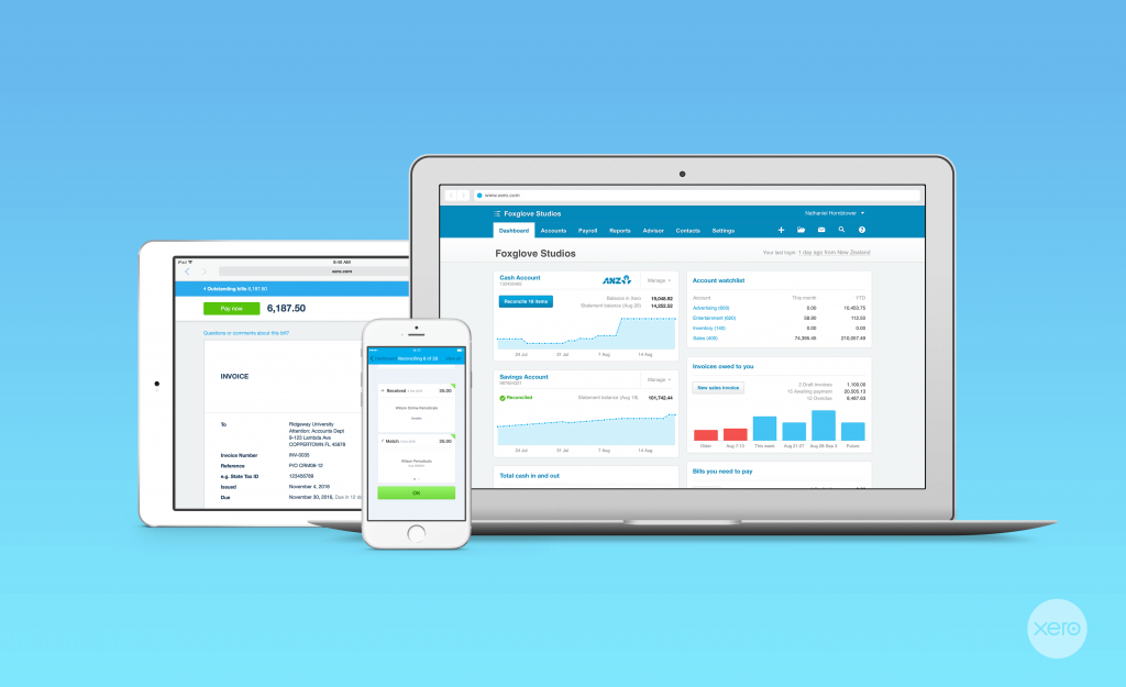 taxlab accountants - xero in the cloud
